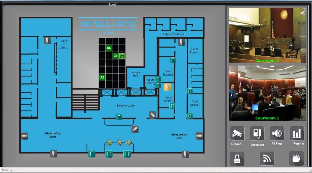 Court Elevator Control